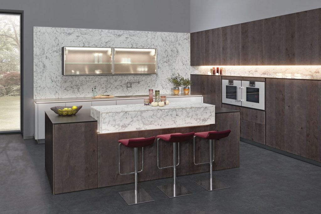 Beckermann kitchens are a Bespoke German kitchen