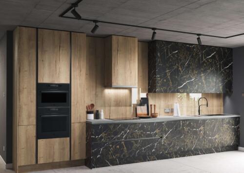 Handleless - Kraft Wood and Metal 12M rsz